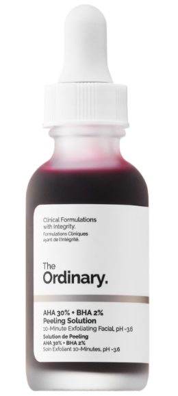 The Ordinary AHA + BHA Peeling Solution  $7
