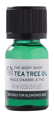 The Body Shop Tea Tree Oil,  $10