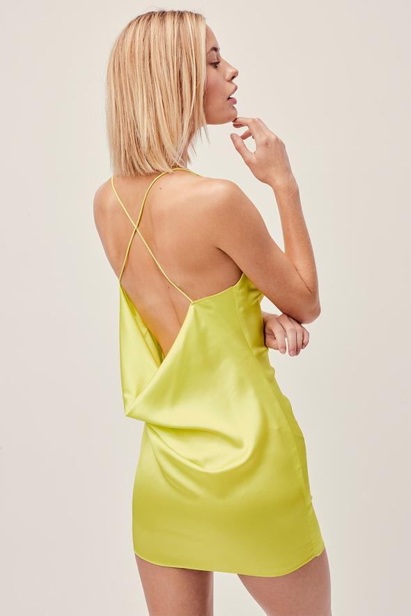 Meringue Mini Dress by For Love and Lemons, $225