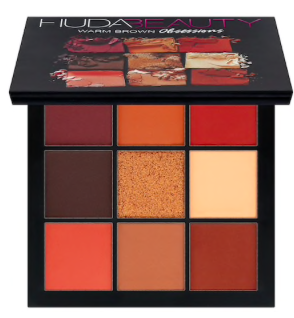 Huda Beauty Obsessions Eyeshadow Palette,  $27