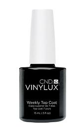 CND Vinylux Weekly Top Coat, $10