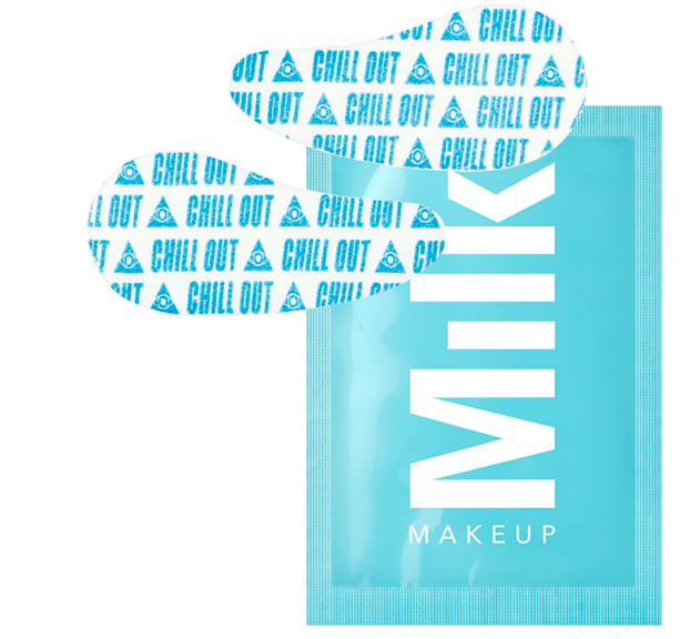 MILK Makeup Cooling Water Eye Patches,  $22