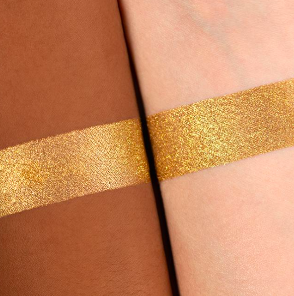 Goldilux Loose Eyeshadow, $14