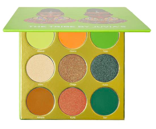 The Tribe Palette,  $16