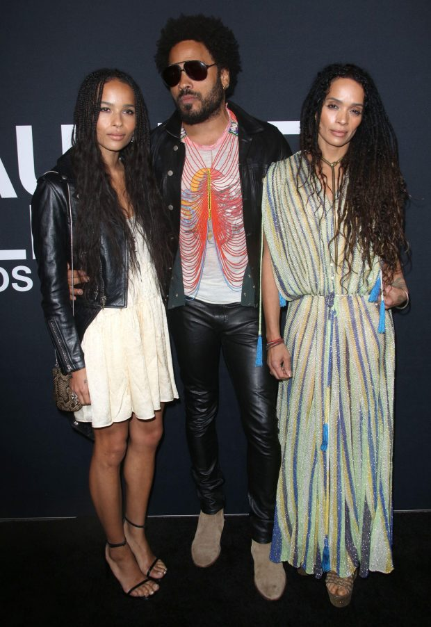 Actress and model Zoe Kravitz is the daughter of Lisa Bonet and Lenny Kravitz via  The Sun