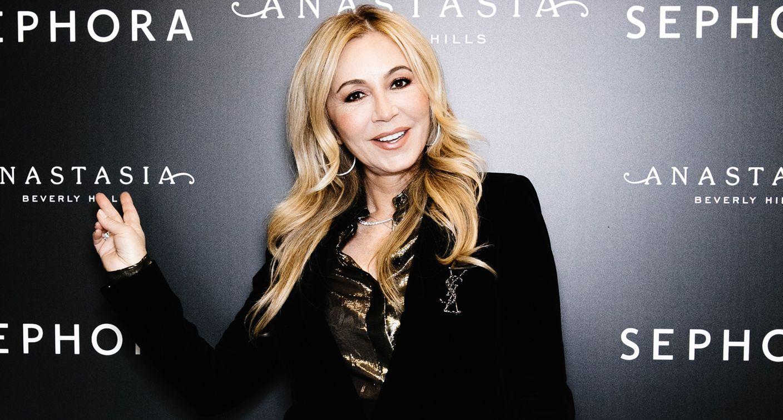 Anastasia Beverly Hills founder, Anastasia Soare via  Yahoo