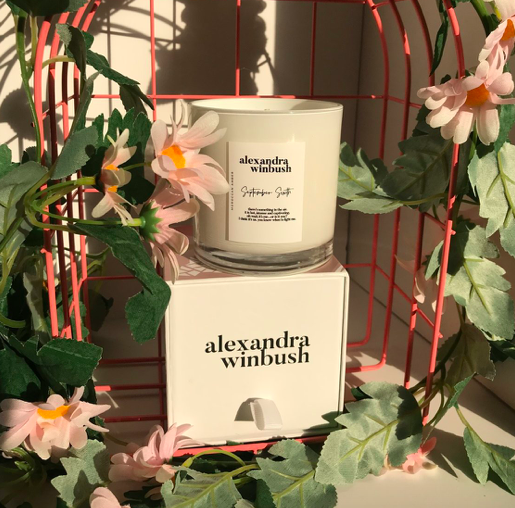 September 6th Candle,  $25