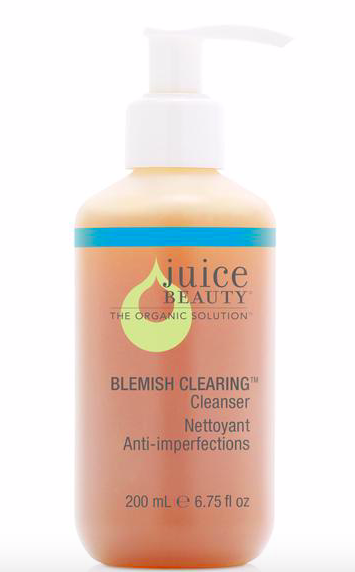 Blemish Clearing Cleanser,  $24