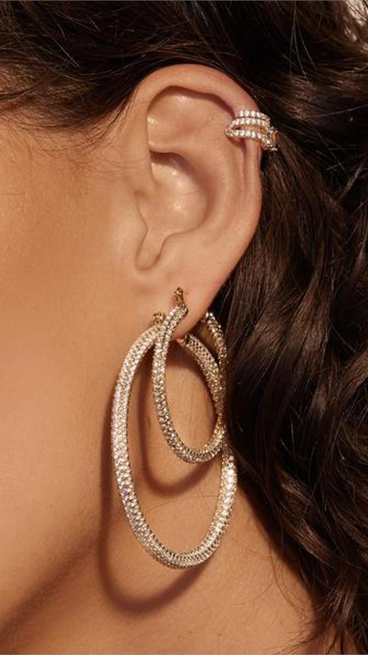 Ballier Ear Cuff,  $40