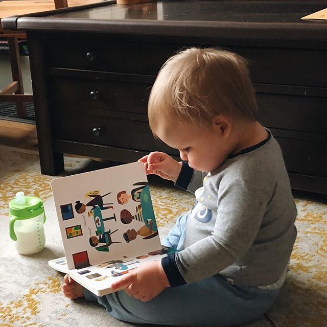 We love our little independent reader. 😍📚❤️