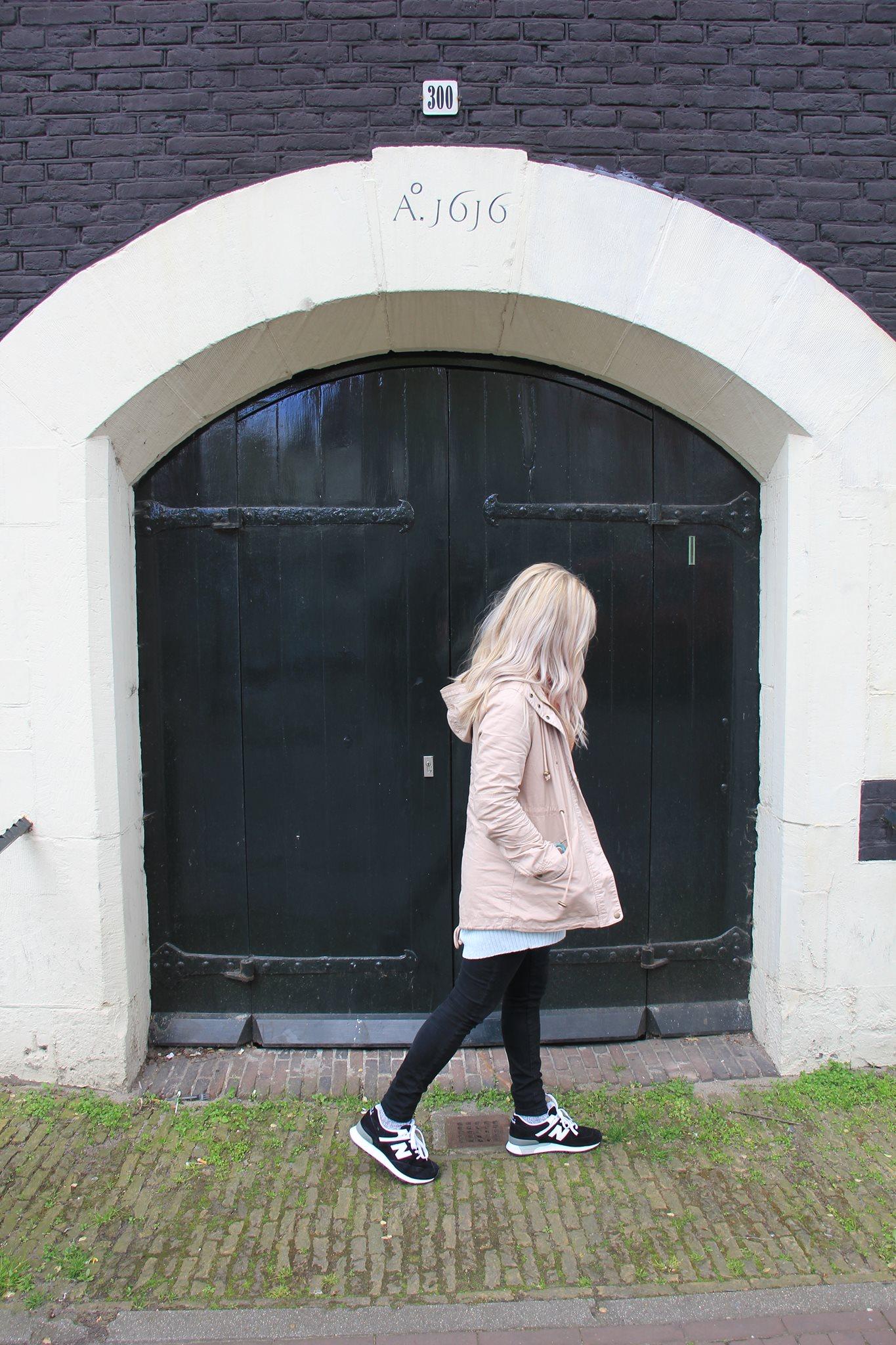 Amsterdam Becky Sizelove