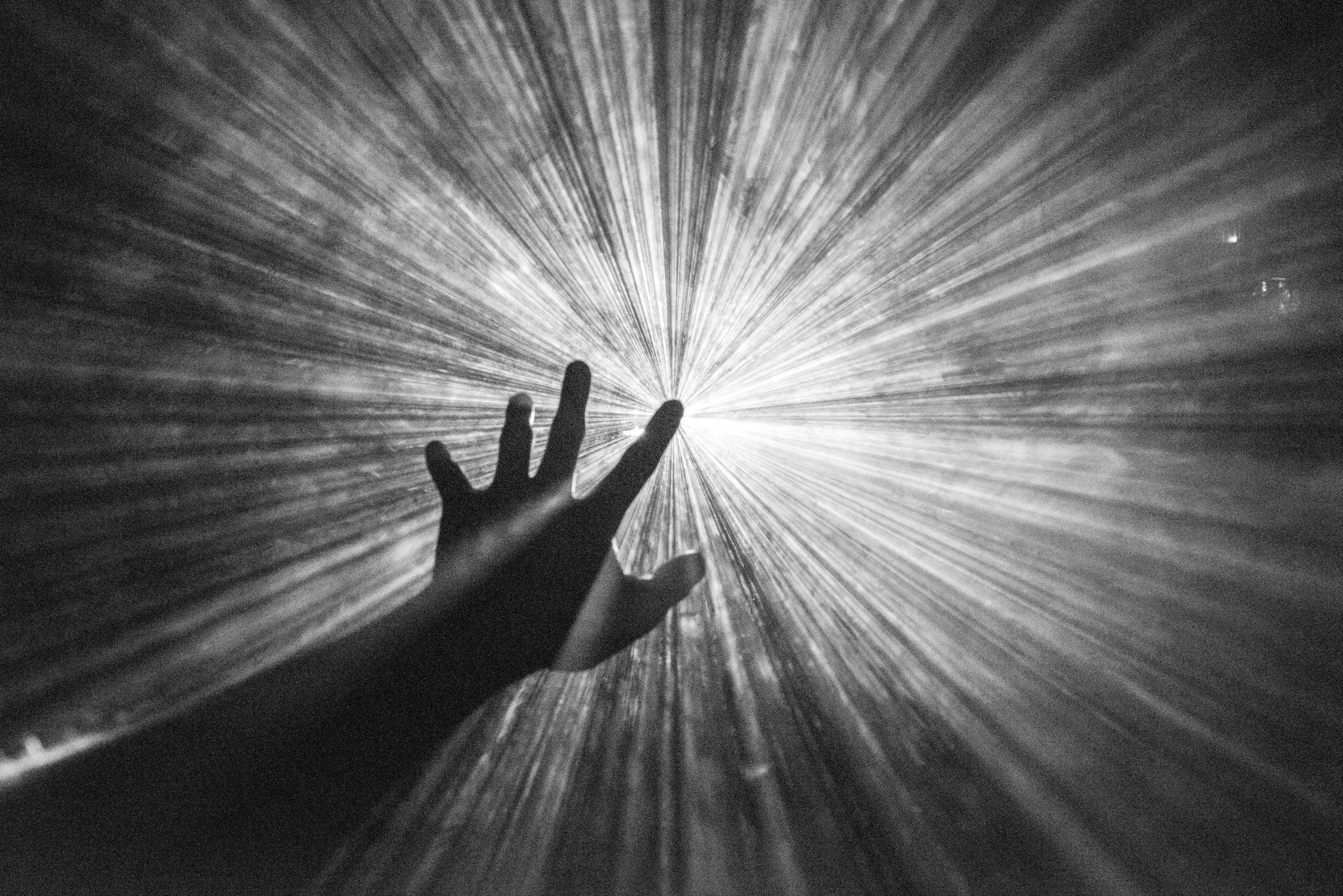 Ayahuasca felt like a near-death experience where my consciousness left my body. The temporary death of my ego allowed my essential-self to emerge.