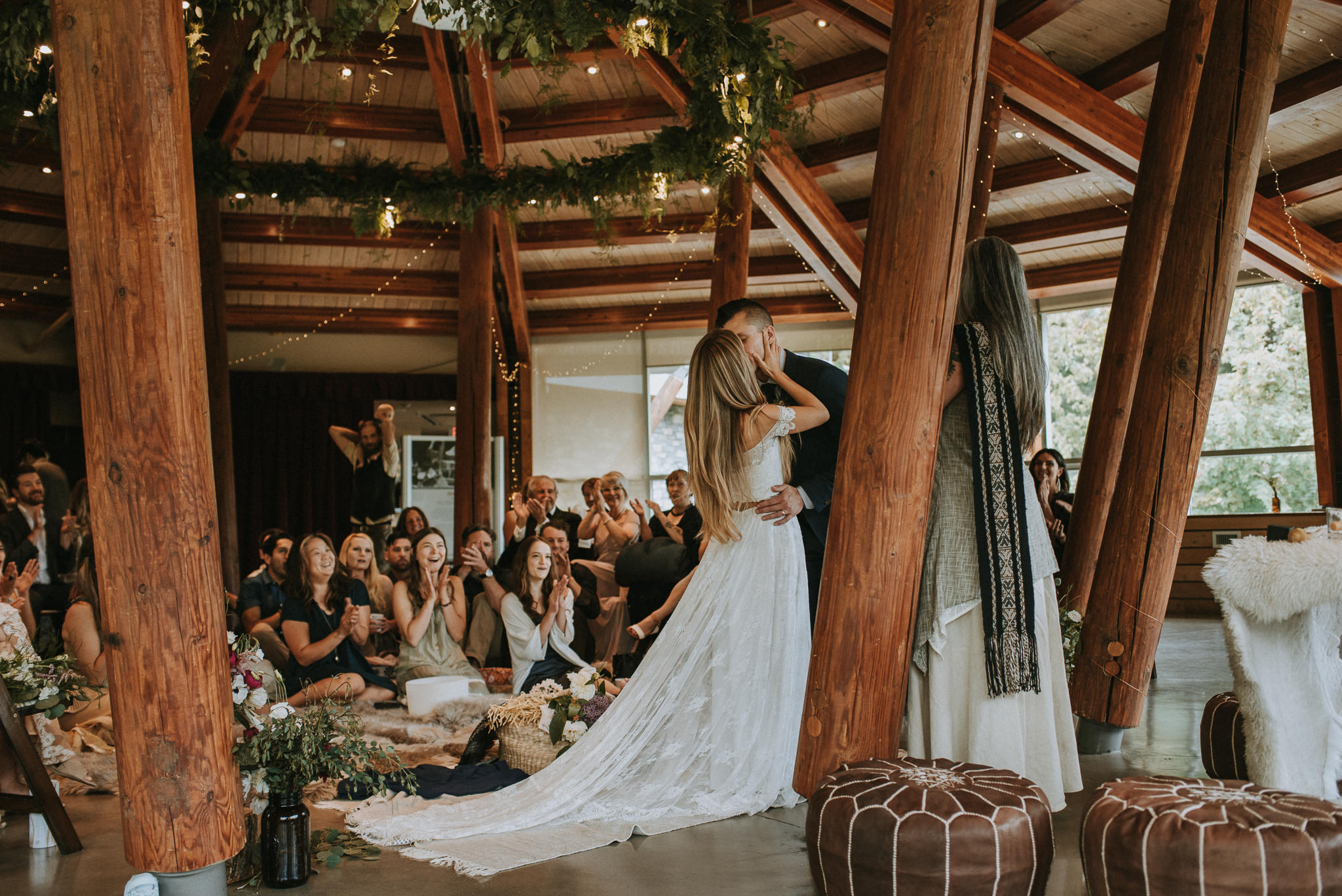 Sheleana and I were married on June 22nd, 2019 at the Squamish Lil'Wat Cultural Centre in Whistler, BC, Canada.