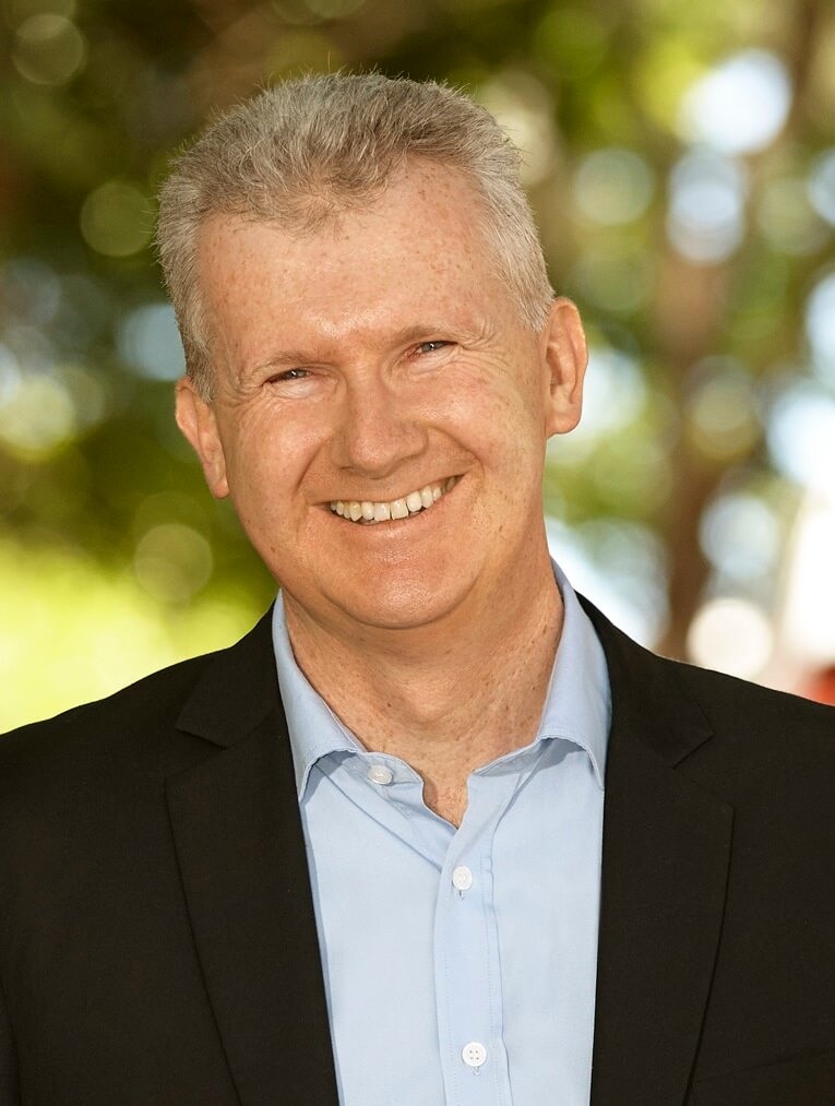 Tony Burke headshot