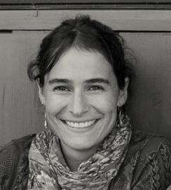 Antonia Barreau (Photo: Inane Tekguc, 2012)