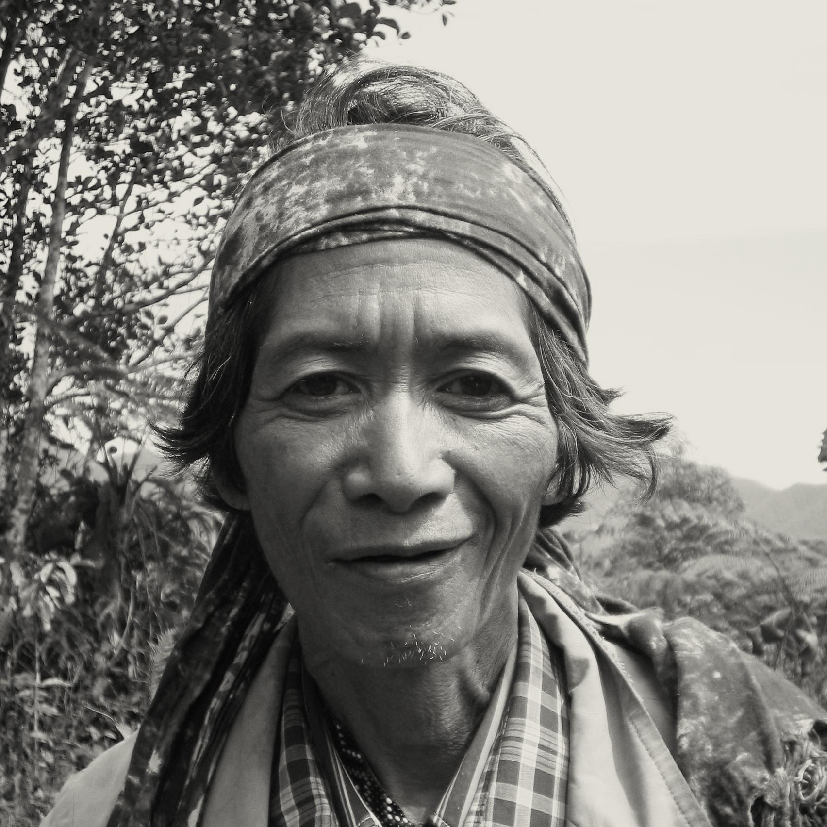 Amay in Mintapod village, Bukidnon province, Mindanao Island (Photo: Arian M. Santos, 2005).