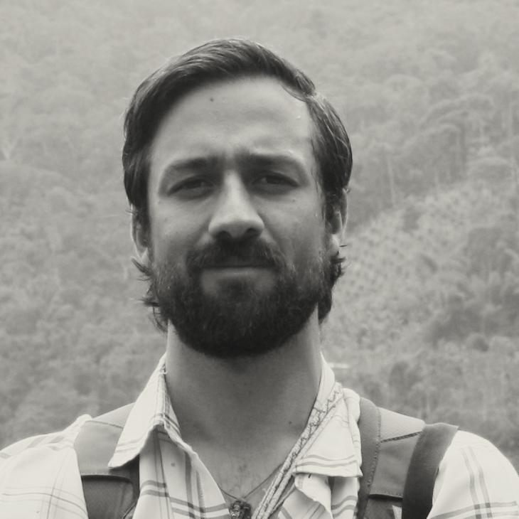 Joaquin Carrizosa (Photo: Elena Norojo, 2014)