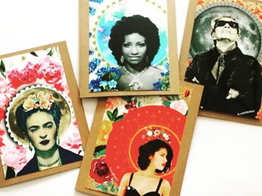 TK Tunchez |   @lasofrendas   CREATRESS- healing art, flower crowns & gemstones y más