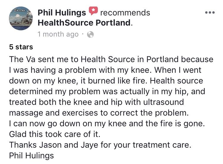 Facebook Review.