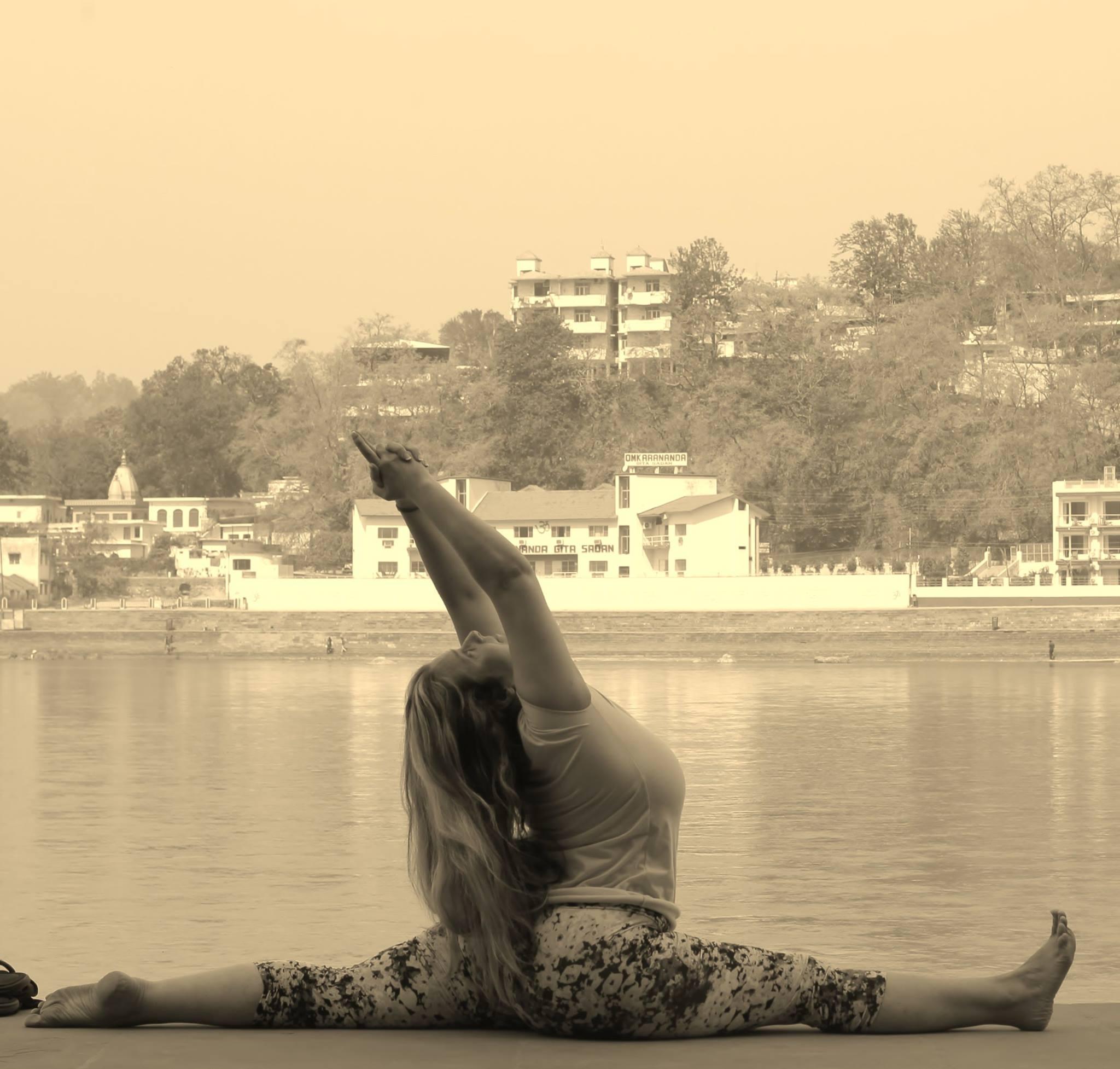 Martena owner of Hunnyfly Yoga Studio