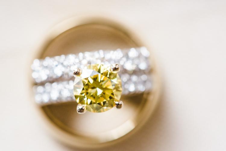 Weddings by lulu New Orleans destination wedding canary diamond