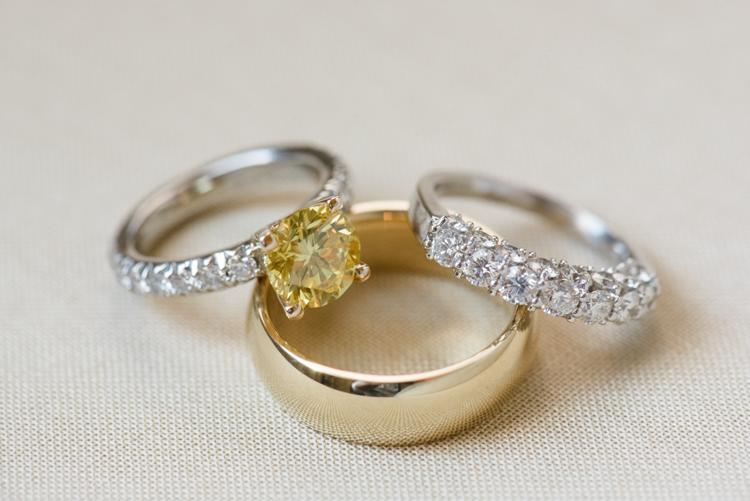 Weddings by lulu New Orleans Fall destination Wedding canaru diamond engagement ring