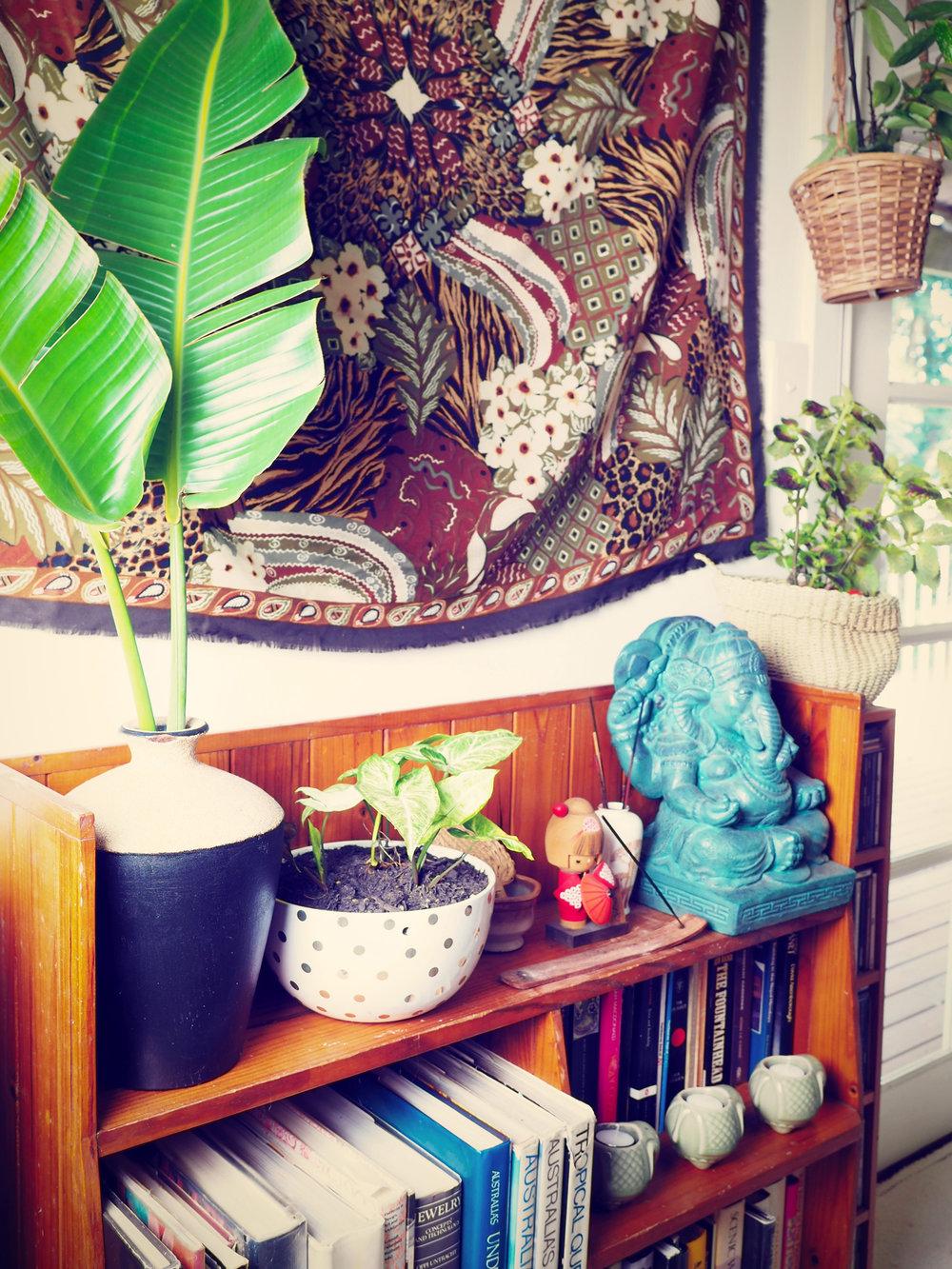 eclectic home decor pieces