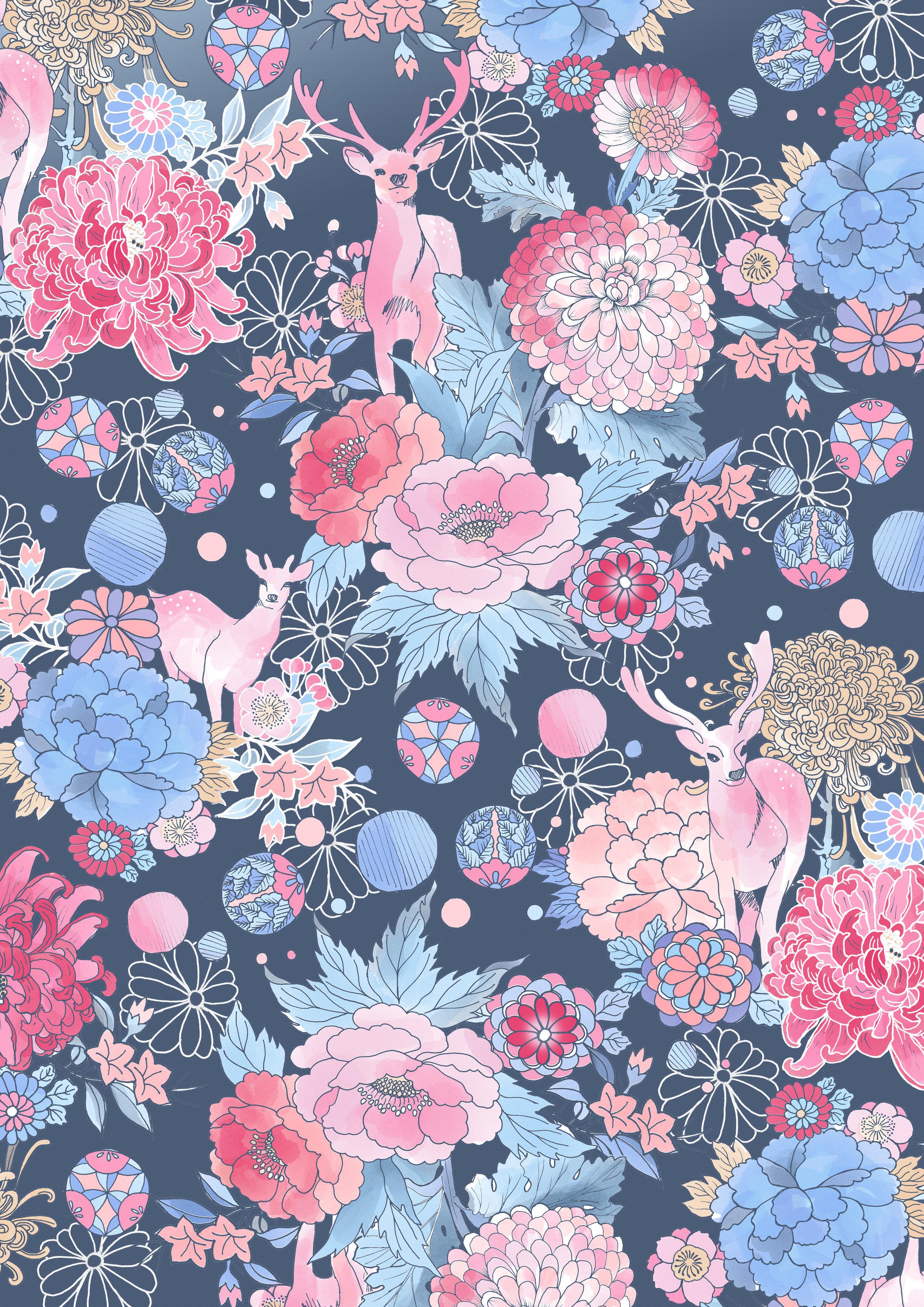 deer-flower-print-pattern.jpg