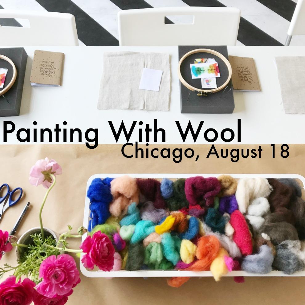 Chicago Workshop - 3 spots left
