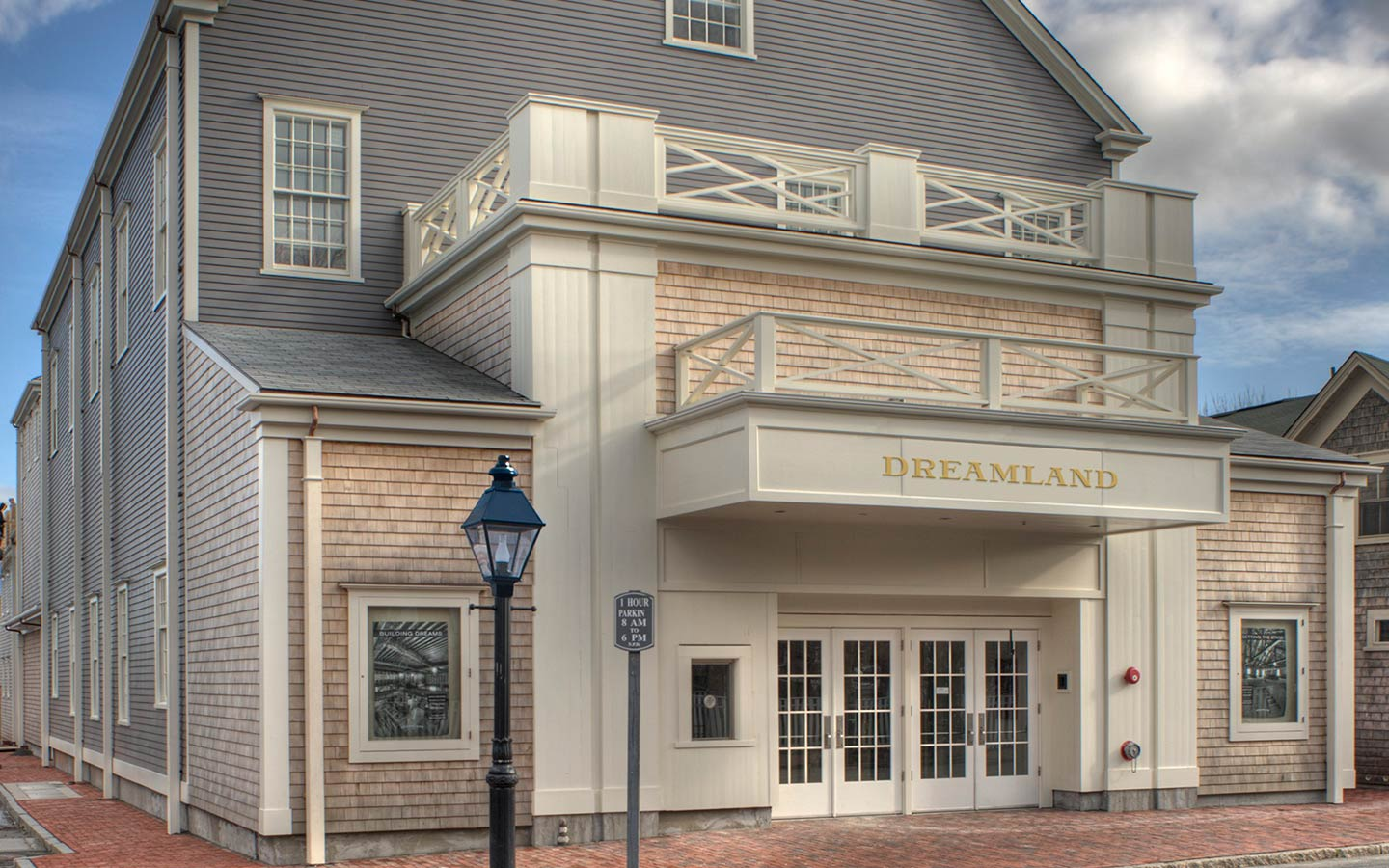The Dreamland in Nantucket - open since 1911!