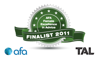 Michelle Tate-Lovery Female Excellence in Advice Finalist 2011.jpg
