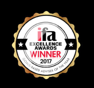 Michelle Tate-Lovery IFA Goals Based Adviser of the Year 2017 logo.jpg.png
