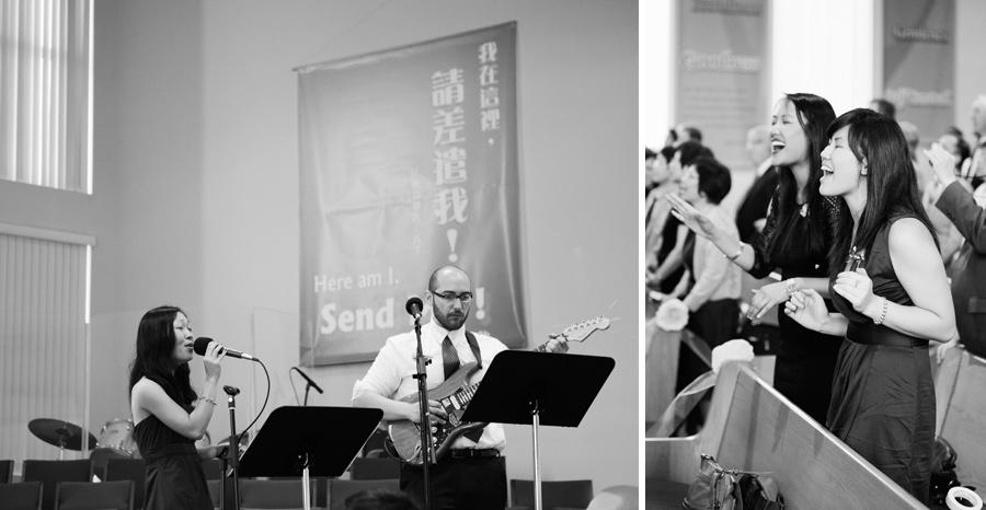 Toronto Chinese Methodist Church Music