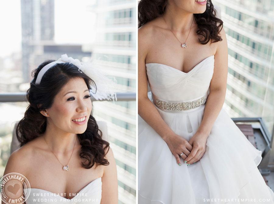 Toronto Bride Portraits