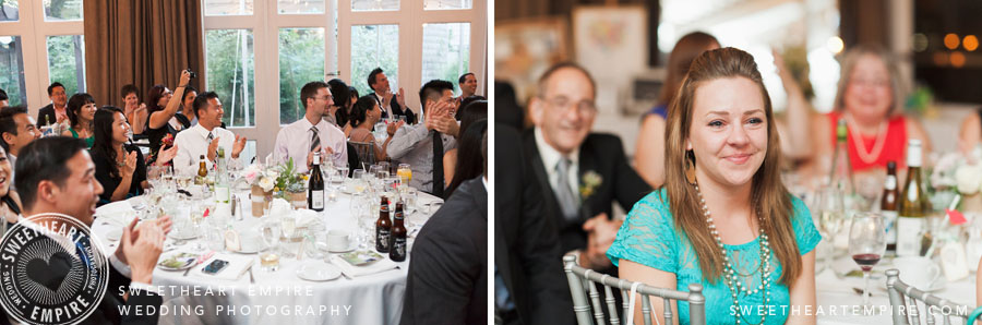 Berkeley Fieldhouse Wedding Reception