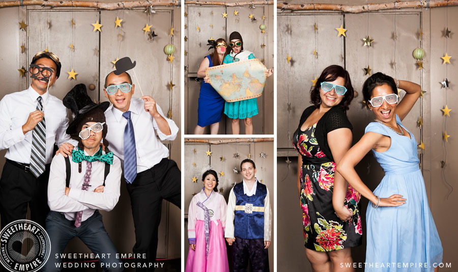 Berkeley Fieldhouse Wedding Photo Booth