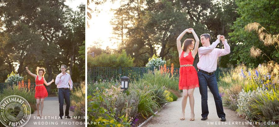 Gamble Gardens Dancing Photos