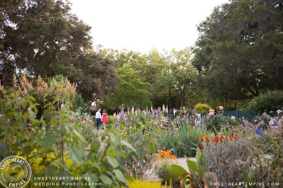 Elizabeth F. Gamble Gardens Palo Alto