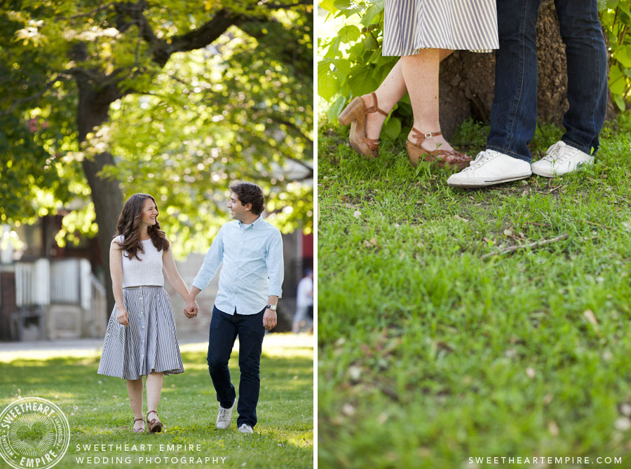 Engagement Photos Alexandra Park Toronto