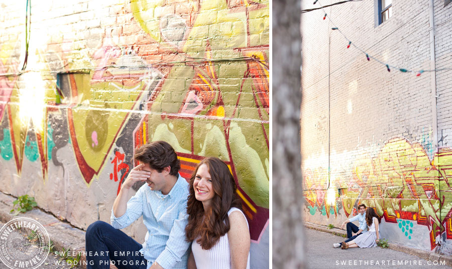 Kensington Market Couples Photography