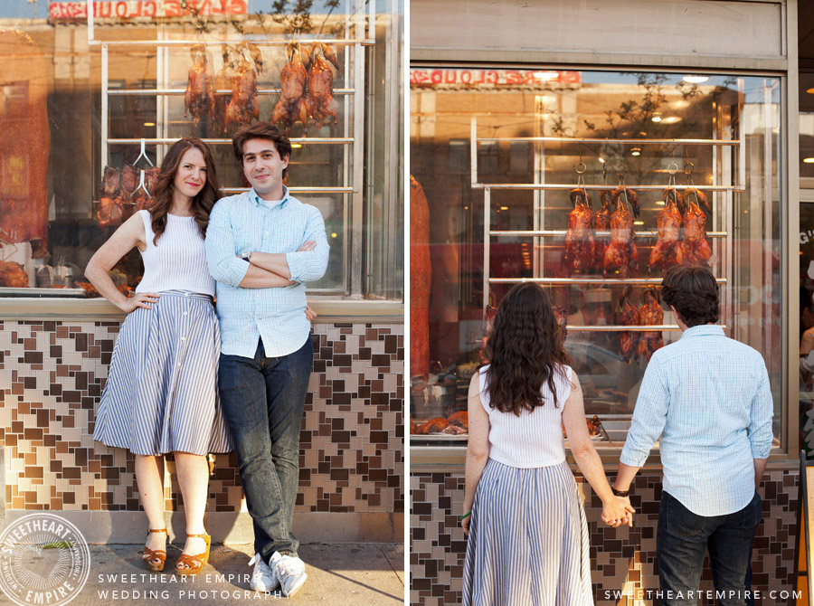 Engagement Photos Chinatown