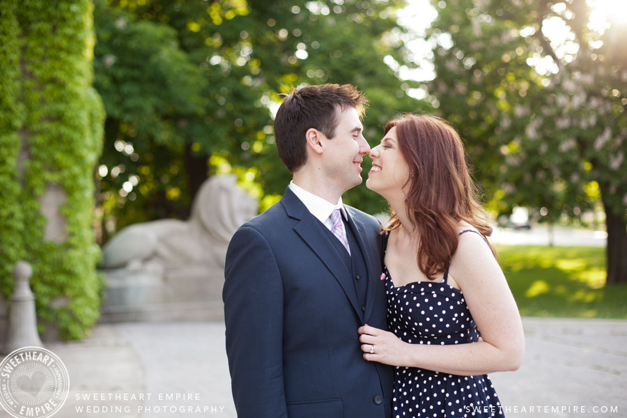 Exhibition Place Engagement Photos_05