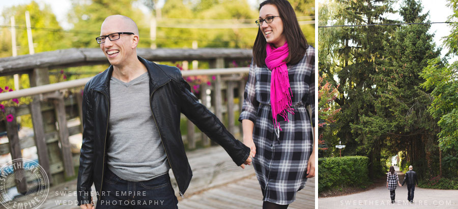 Toronto Island couples photography