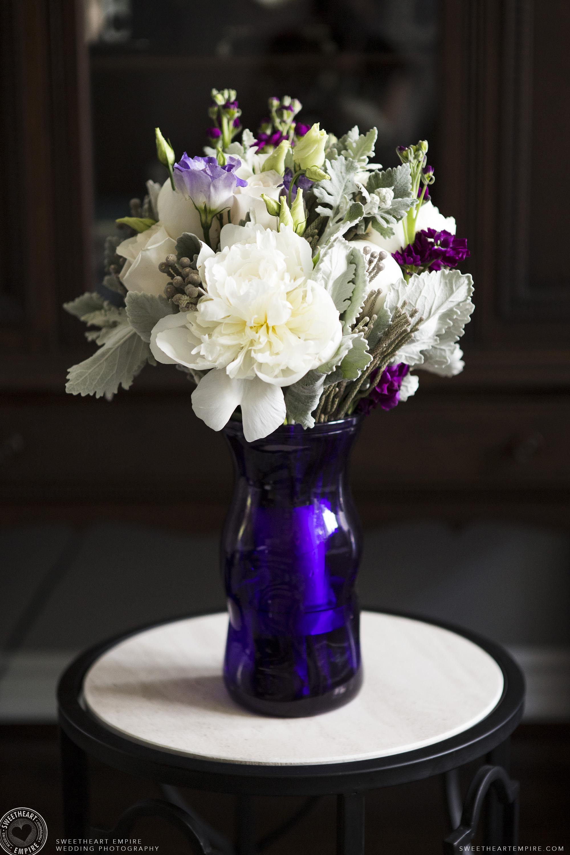 Beautiful wedding flowers, Oakville Golf Club Wedding