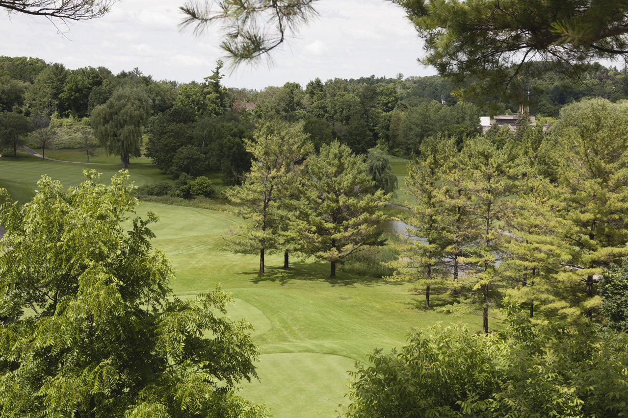 View of the Bayview Golf & Country Club