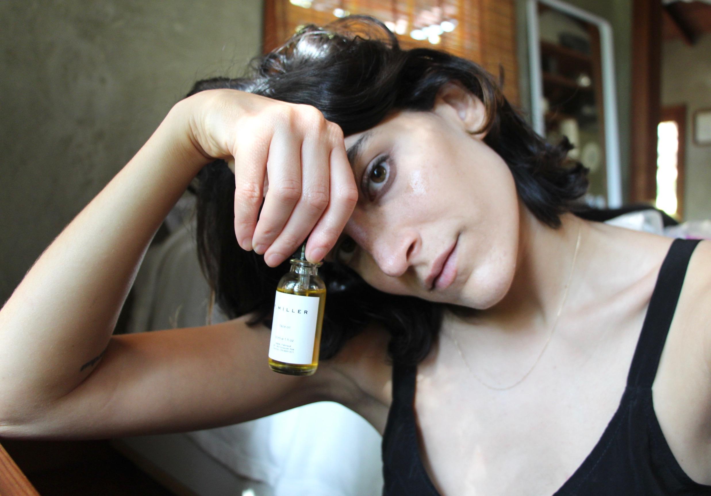 Paige Geffen x F. Miller Skincare_01