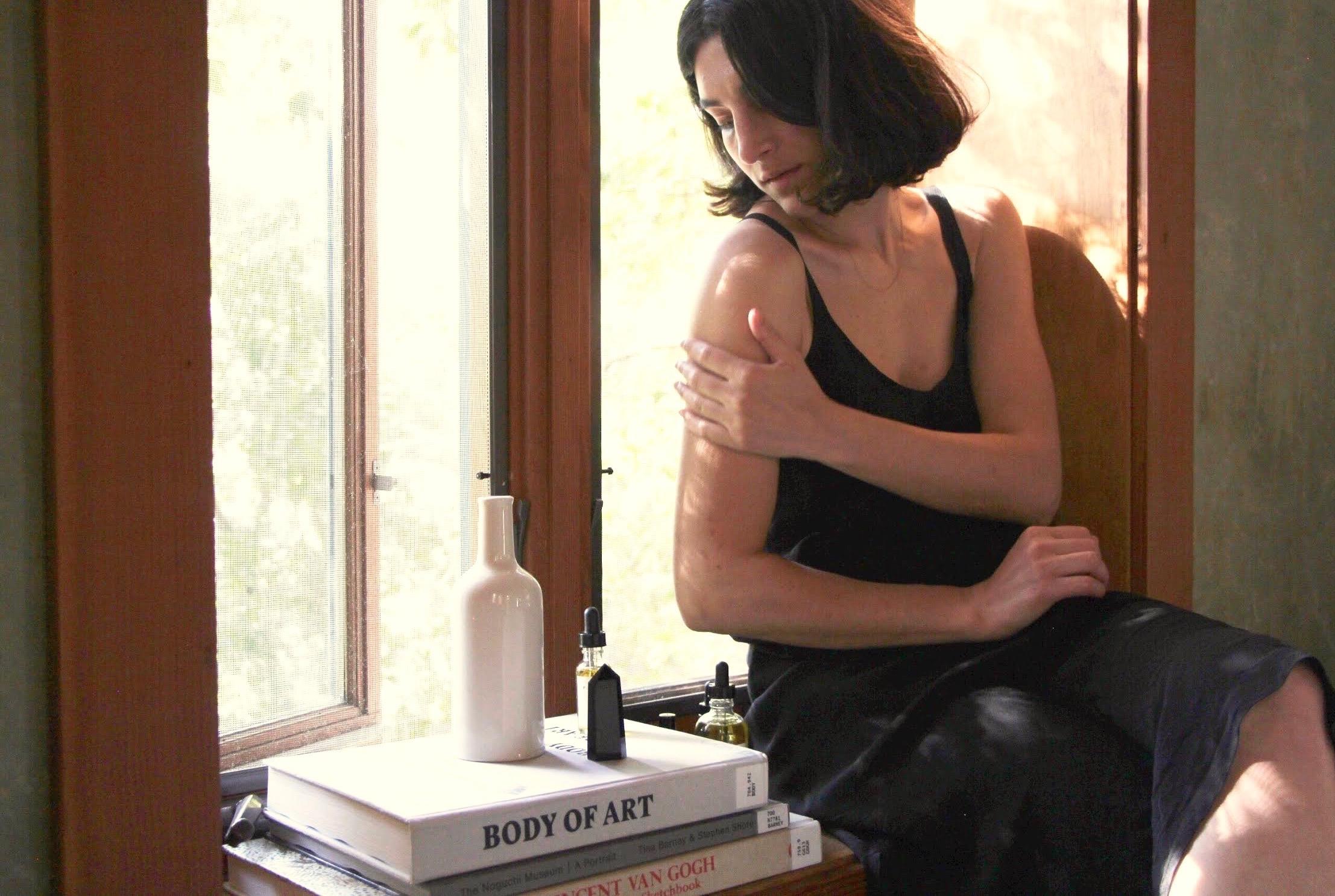 Paige Geffen x F. Miller Skincare