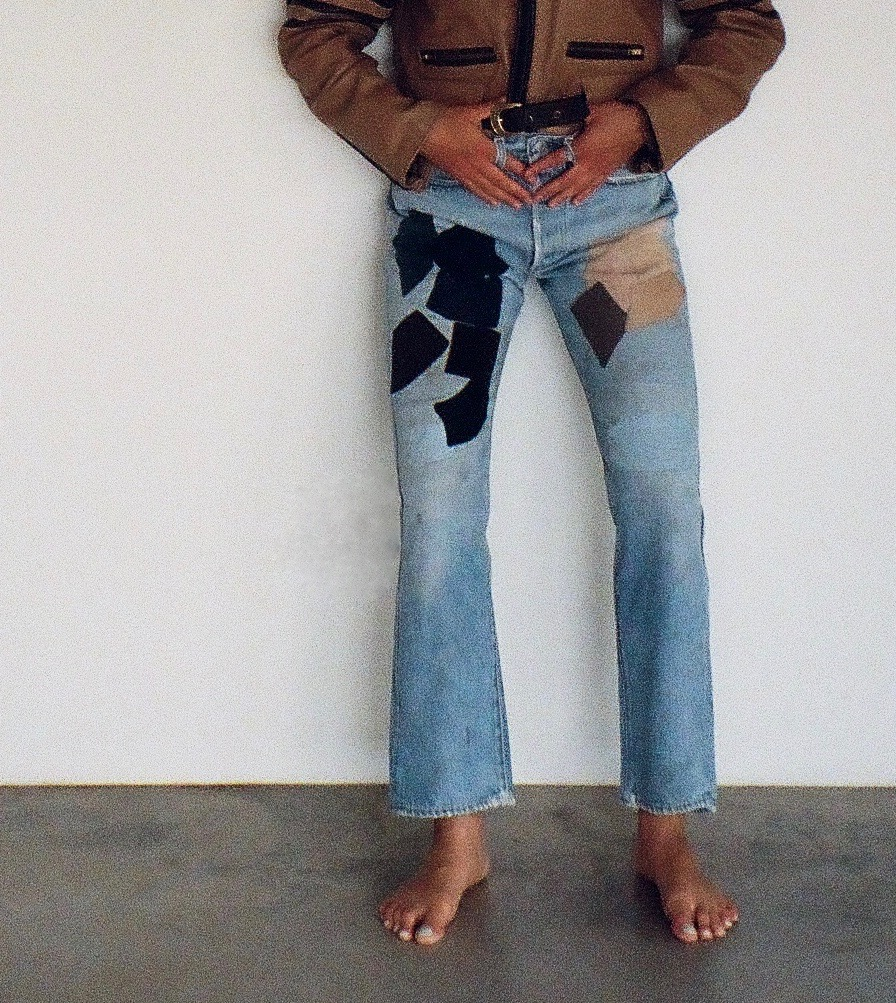 B SIDES jeans_Paige Geffen_Object and Us