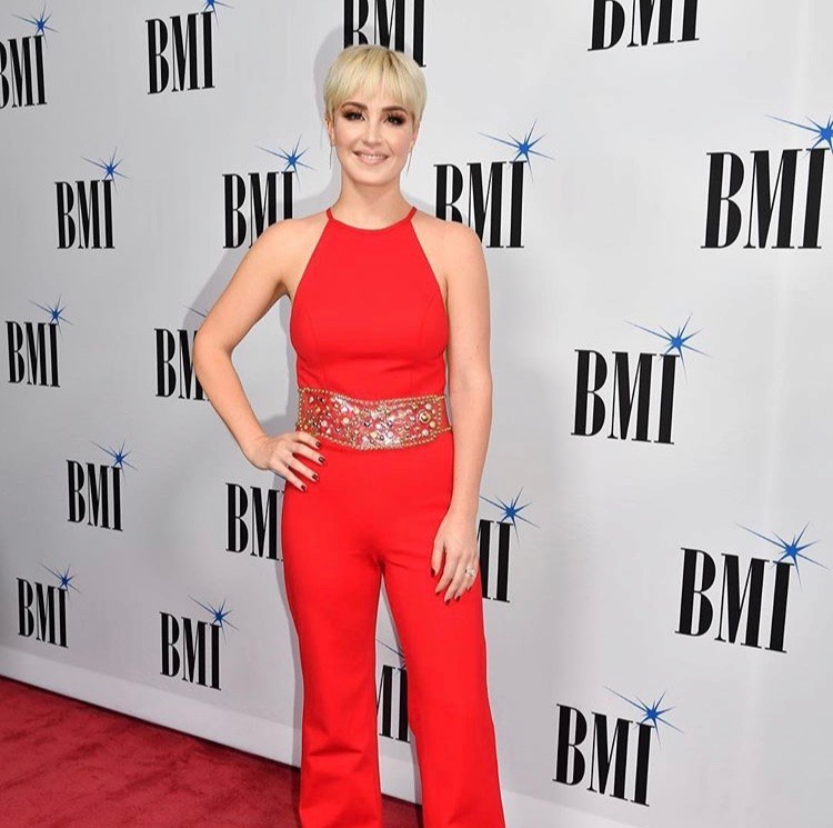 Singer Maggie Rose for BMI Music Awards 2018
