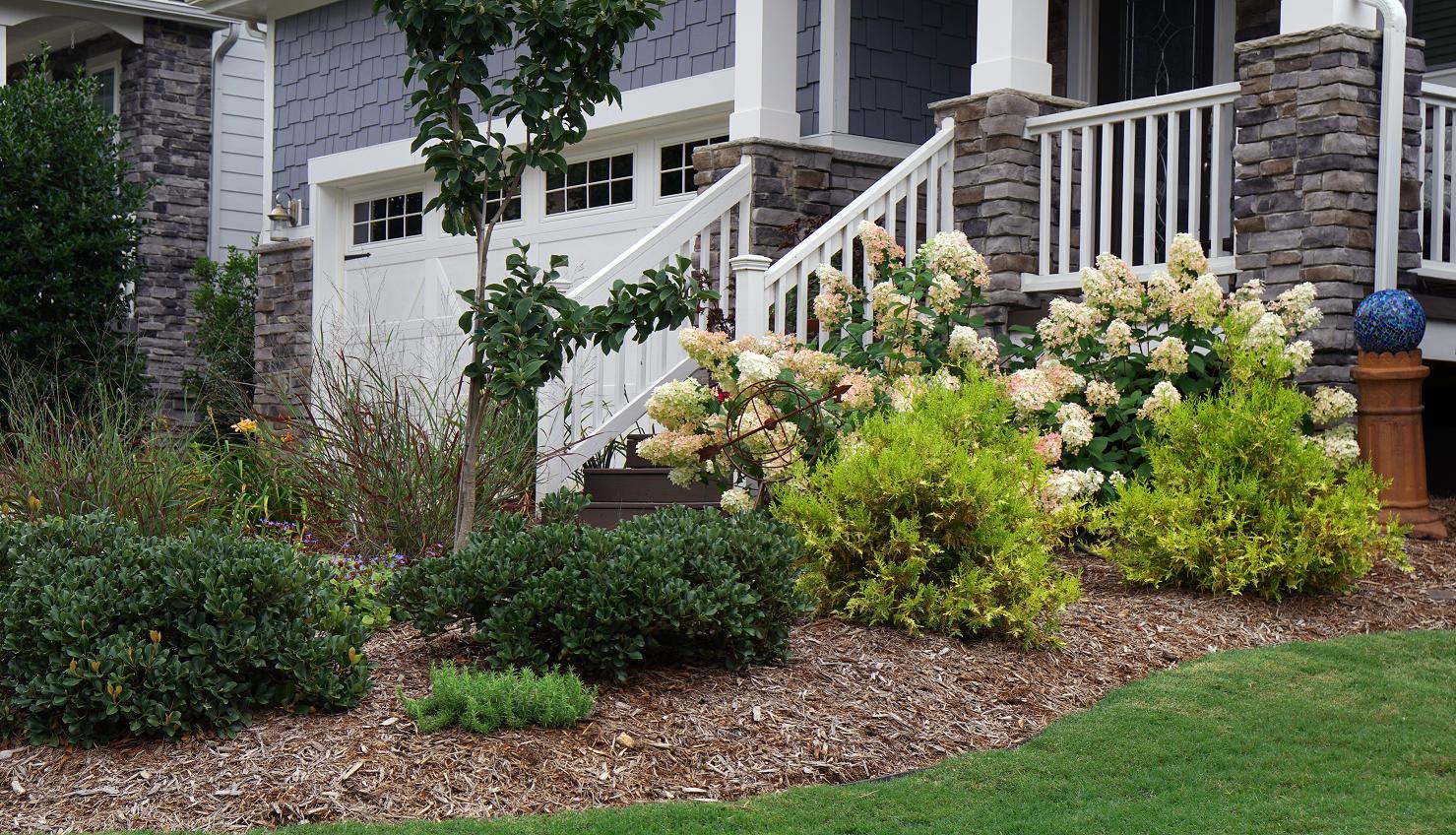Landscape, Landscape Design, Home and Garden, Raleigh NC